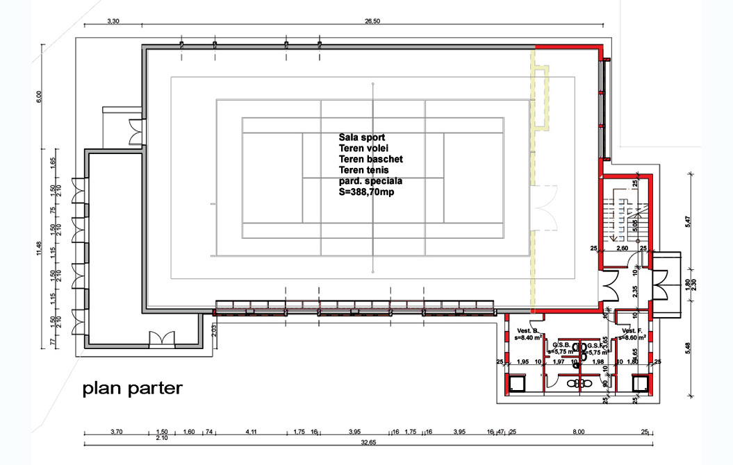 contact studio portofoliu arhitectura. Black Bedroom Furniture Sets. Home Design Ideas
